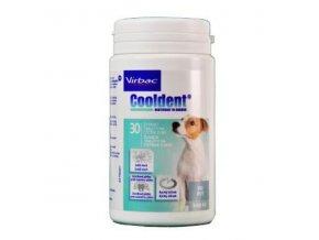 Cooldent žuvacie tabl.pre psov k osvieženiu dychu 30tbl