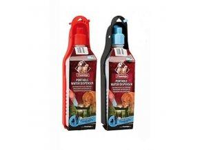Fľaška cestovná plast 750ml