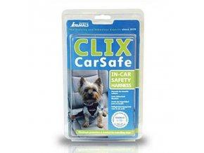 Postroj pes bezpečnostný do auta CLIX vel. S