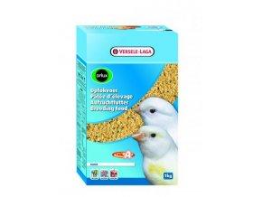 Breedingfood Bianco - suché vaječné krmivo pre biele kanáre a vtáky proti žltému nádychu