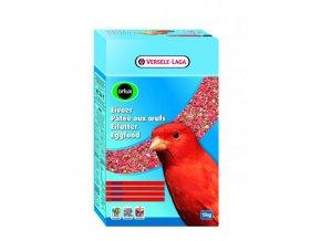 Eggfood dry red - suché vaječné krmivo pre červené kanáriky a vtáky