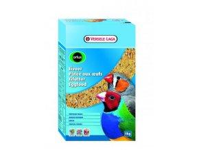 Eggfood dry for Tropical Birds - suché vaječné krmivo pre exoty s gammarusmi
