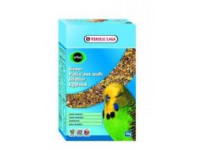 Eggfood dry for Budgies - suché vaječné krmivo pre andulky a malé papagáje