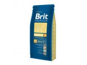 Brit Premium Dog Junior M 3kg