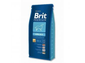 Brit Premium Dog Lamb&Rice 1kg
