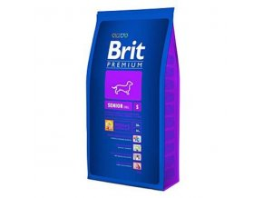 Brit Premium Dog Senior S 1kg