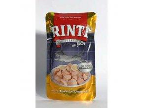 Rinti Dog Filet kapsa kura+vajce 150g