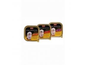 Animonda pašteka Classic hydinová/teľacia pes 150g