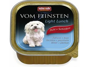 Animonda paštéta Light Lunch morka/šunka 150g