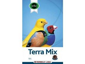 Terra Mix - premrazená čierna rašelina s obsahom stopových prvkov 4kg