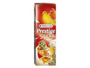 Prestige Sticks Canaries Honey -2 tyčinky s medom pre kanáriky 60g