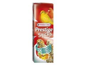 Prestige Sticks Canaries Exotic fruit - 2 tyčinky pre kanáriky s ovocím 60g