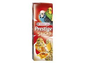 Prestige Sticks Budgies Honey - 2 tyčinky s medom pre andulky 60g