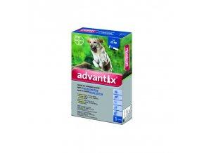 Advantix Spot On 1x4ml pre psov nad 25kg (1 pipeta)
