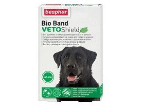 Beaphar obojok antipar. pes Bio Band Plus 65cm 1ks