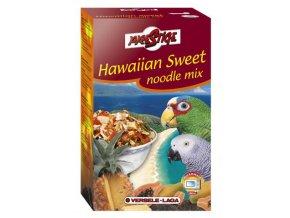 Hawaiian Sweet Noodlemix - 10 jednotlivo balených porcií cestovín do mikrovlnky s tropickým ovocím 400g