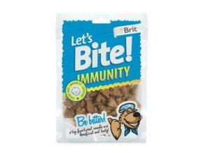 Brit pochúťka Let's Bite Immunity 150g
