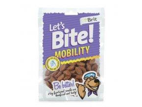 Brit pochúťka Let's Bite Mobility 150g