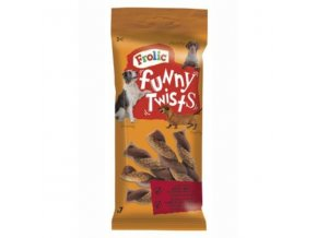 Frolic Funny Twists 140g