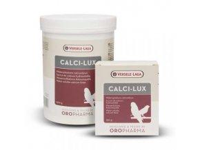 Calci-lux - kalcium laktát a glukonát