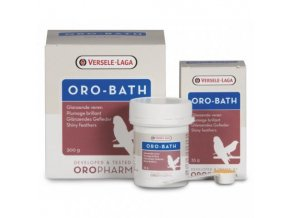Oro-bath - špeciálna kúpelová soľ pre vtáky