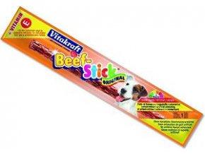 Vitakraft Dog pochúťka Beef Stick salami Vitam. E 1ks