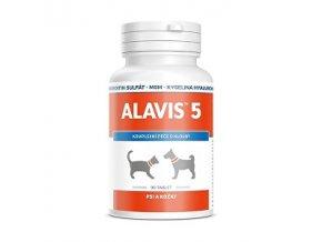 Alavis 5 pre psov a mačky 90 tbl