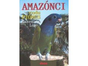 amazonci rodu pionus