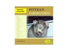 Potkan Laboratorní - Abeceda chovatele (česky)