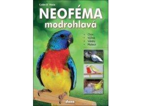 Neoféma modrohlavá (česky)