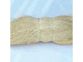 Kokosové vlákno biele zväzok