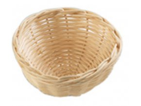 Hniezdo prútený košík 12cm