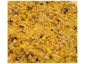 Vaječné krmivo s hmyzom MIX