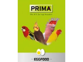 Vaječné krmivo PRIMA EGGFOOD parakeet & parrot