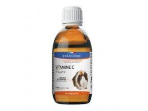 Francodex Vitamín C kvapky morča 250 ml