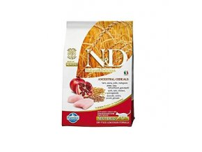 N & D Low Grain CAT Neutered Chicken & Pomegranate 5kg