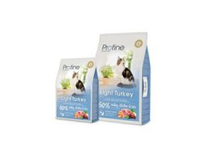 Profine NEW Cat Light Turkey 10 kg