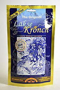 KRONCH pochúťka Treat s lososovým olejom 100% 175g