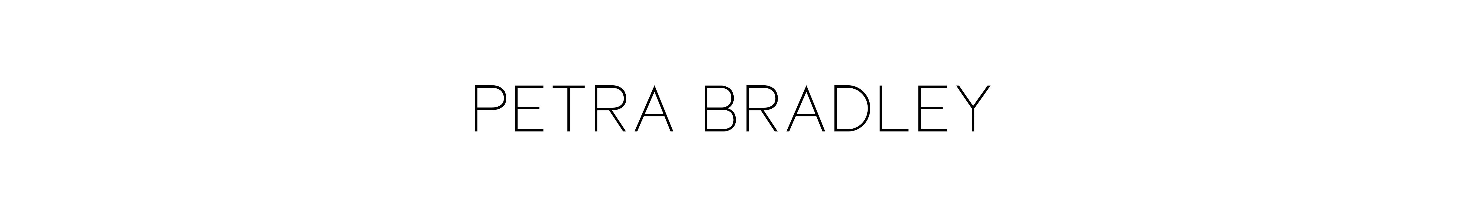 Petra Bradley