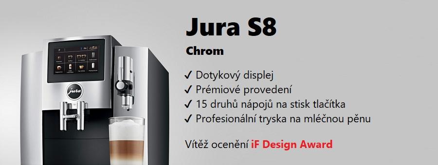 Jura S8 Chrom