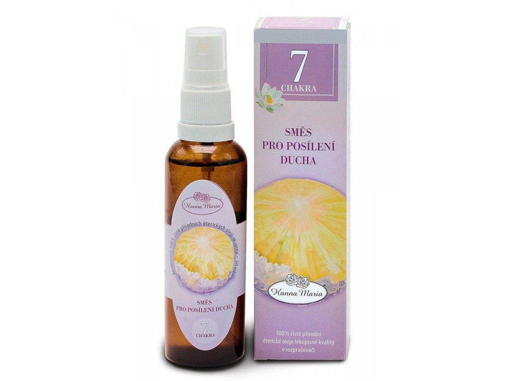 Aromaterapie 7.cakra 50 ml spray rozprasovac