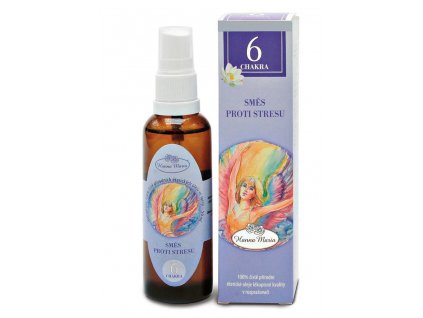 Aromaterapie 6.cakra 50 ml spray rozprasovac