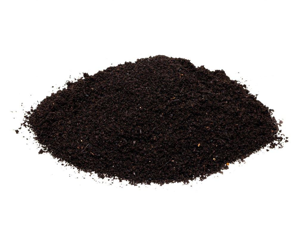 100% vermikompost jemný (3mm) 1,5 litrů