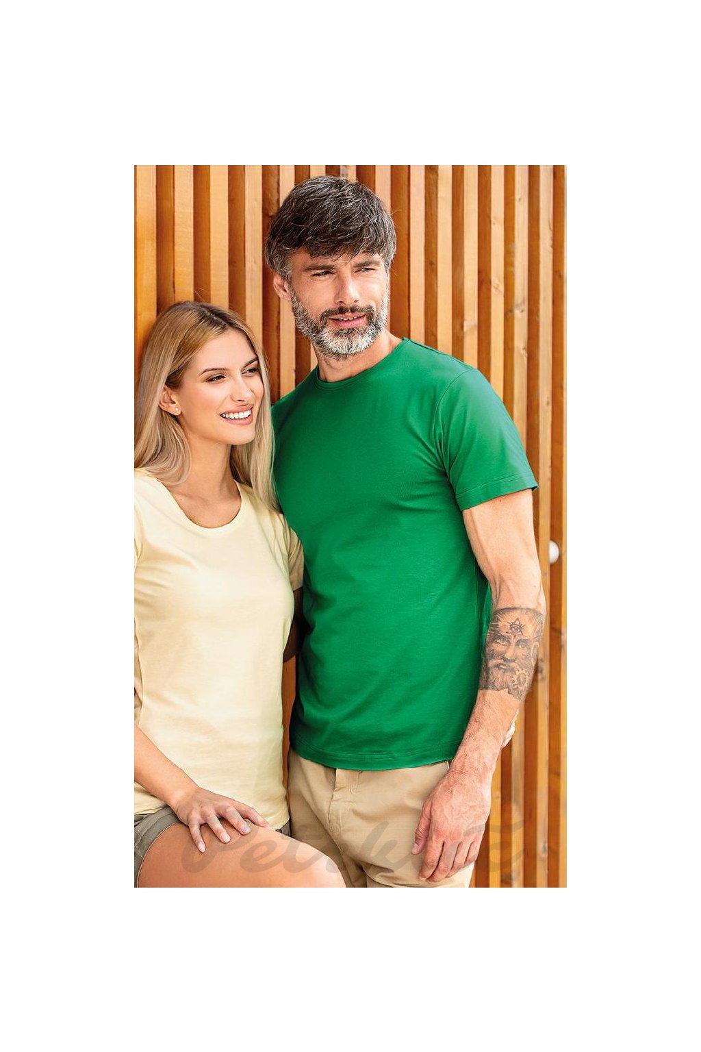 Pánské tričko z organické bavlny Origin