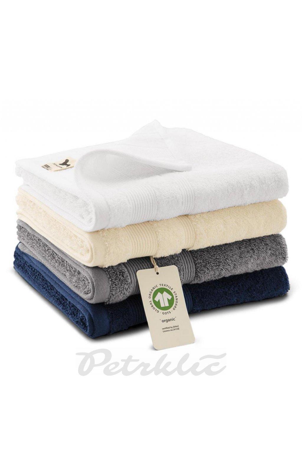Froté ručník Organic