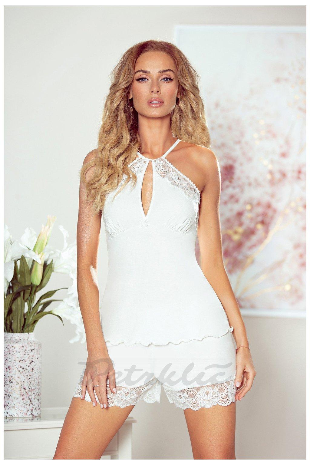 Krajkové pyžamo model 147366 Eldar