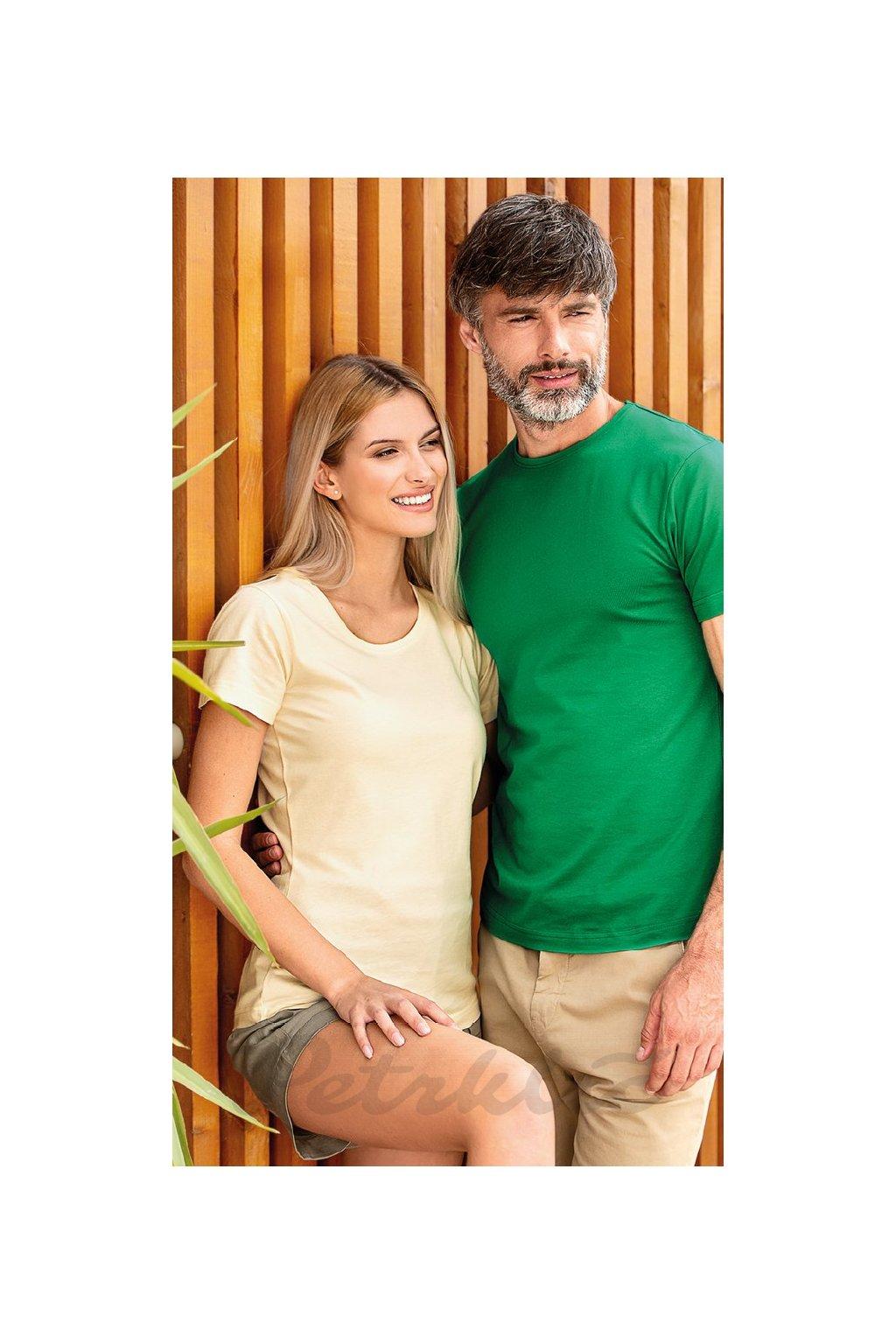 Dámské tričko z organické bavlny Origin