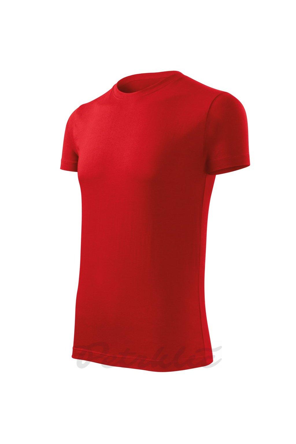pánské tričko viper free červené