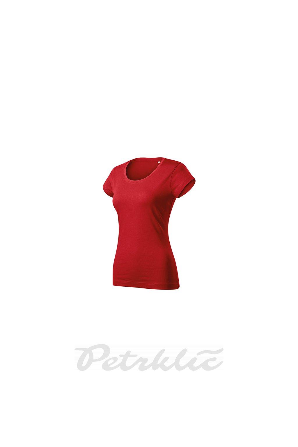 Dámské tričko ze 100% bavlny Viper Free