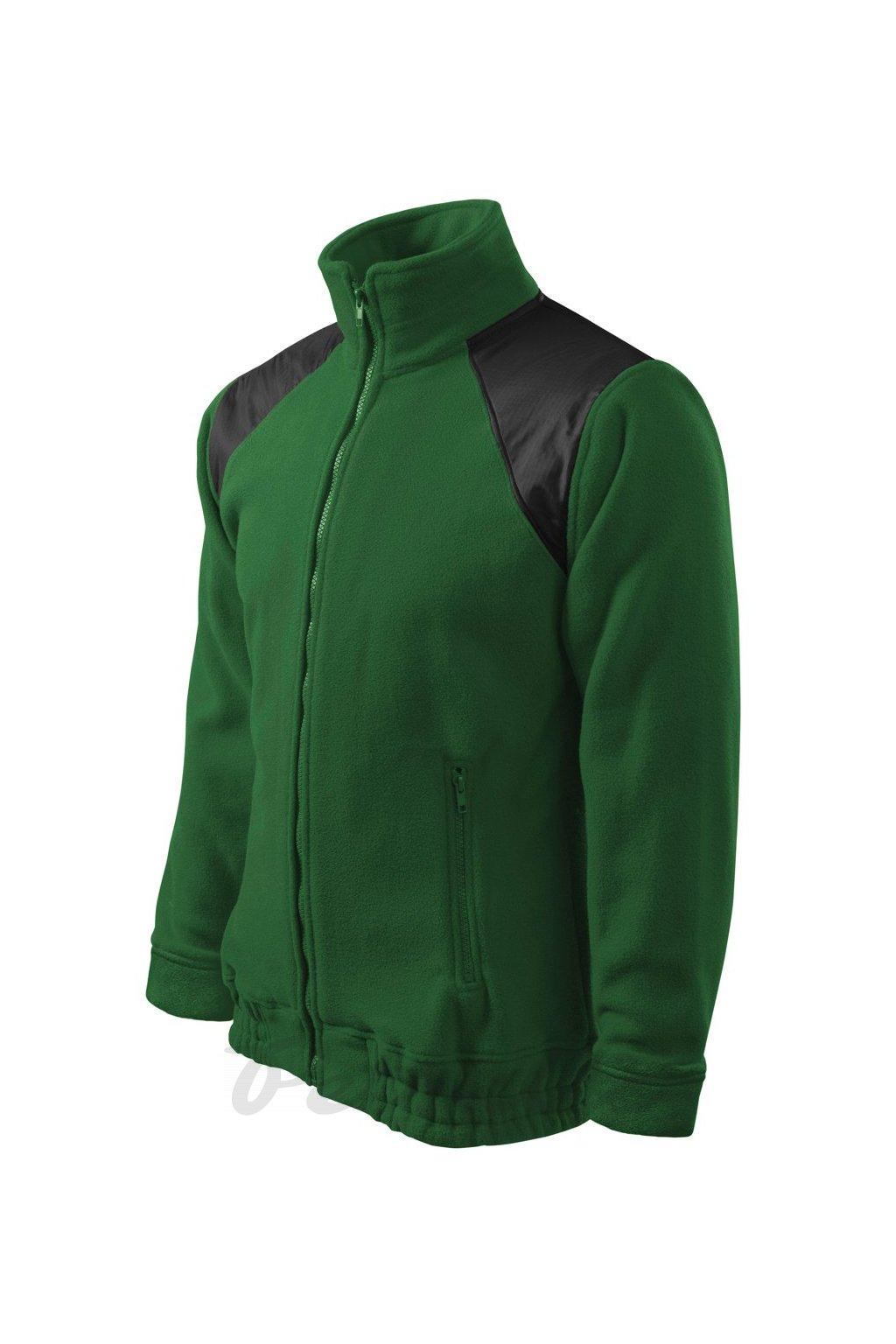 Jacket Hi Q 506 lahvově zelená